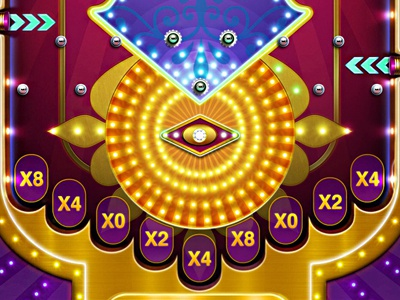 Pinball 3d graphic game pinball interface elements gambling digital art game design graphic design game art