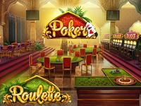 Game lobby