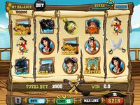 "Slot machine for SALE – ""Blackbeard's Booty"""