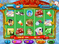 "Slot machine for SALE – ""Vegas Riches"""