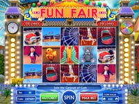 "For SALE Slot machine - ""Fun Fair"""