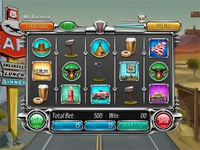 "Slot machine for SALE – ""Route 66"""