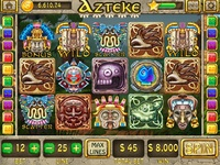 "For SALE Slot machine - ""Azteke"""