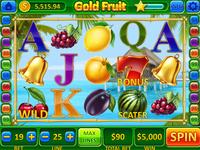 "For SALE Slot machine - ""Gold Fruit"""