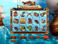 "For SALE Slot machine - ""Pirates Fortune"""