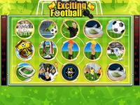 "Slot machine for SALE – ""Exciting Football"""