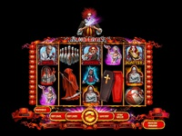 "Slot machine for SALE – ""Blood Circus"""