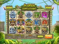 "Slot machine for SALE – ""Mayan Adventure"""
