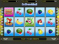 "Slot machine for SALE – ""Fruit Cocktail"""
