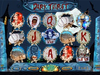 "Slot machine for SALE – ""Dark Thirst"""