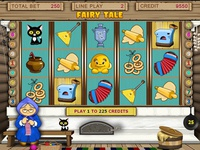 "Slot machine for SALE – ""Fairy Tale"""