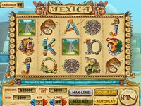"Slot machine for SALE – ""Mexica"""