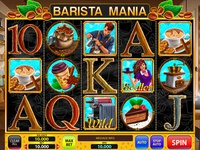 "Slot machine for SALE – ""Barista Mania"""