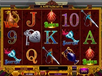 """Slot machine for SALE – """"Antiques"""""""