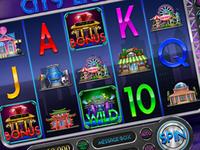 "Slot machine for SALE – ""City Lights"""
