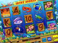 "Slot machine for SALE – ""Lucky Shores"""