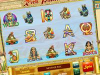 "Slot machine for SALE – ""Rich Pharaoh"""