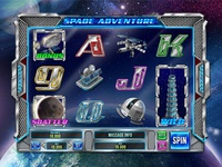 "Slot machine for SALE – ""Space Adventure"""
