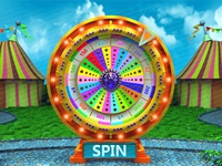 Bonus Game Illustration of the Online slot machine