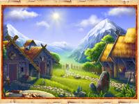 Viking settlement - Slot game