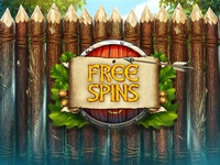 The Pop-up screen Free Spins