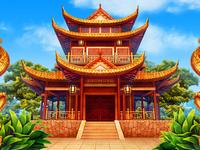 Palace - Background of the Casino slot