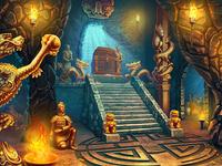 Tomb - Additional illustration