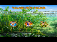 Shaolin's Tiger Slot game, Shaolin Themed Slots! PROMO DEMO!