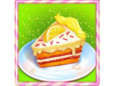 Slot symbol - Shortcake