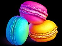 "Macarons - ""Delicious"" slot symbol"