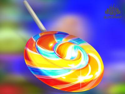 Lollipop - Sweet slot symbol slot art casinos gamble art design digital art symbols symbol slot design slot machines slot machine casino graphic design gambling game design game art lollipops lollipop