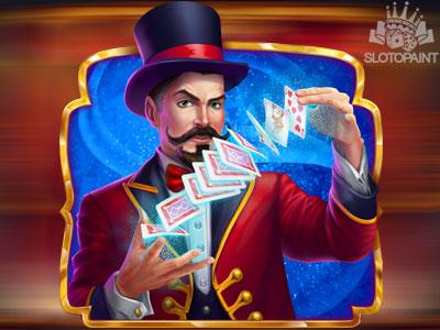 An Illusionist - online slot symbol