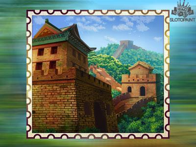Great Wall - Online slot symbol