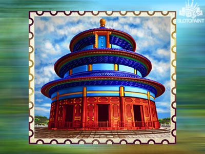 Temple of Heaven - imagine slot symbol 🏯🏯🏯