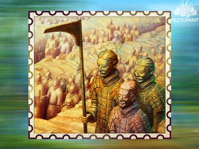 The Terracotta Army - slot symbol