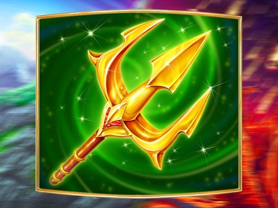 Devil's Trident - Online slot symbol