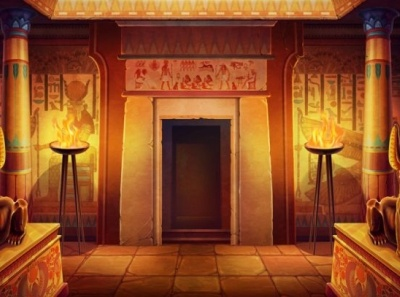 Egyptian slot game - Background