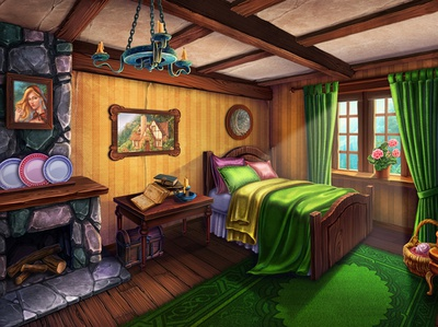 Additional Background for the slot game