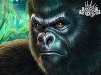 King Kong as a slot symbol 🦍🦍🦍