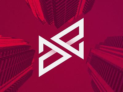 AE - Logo Concept adobe illustrator graphic design architecture building startup minimal clean logo logo design logo monogram concept branding design branding brand identity