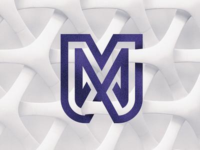 Letter M LogoMark Ⓜ️ minimal logo exploration modern creative logo clean minimal logomark branding illustrator texture lettermark monogram logo design logo