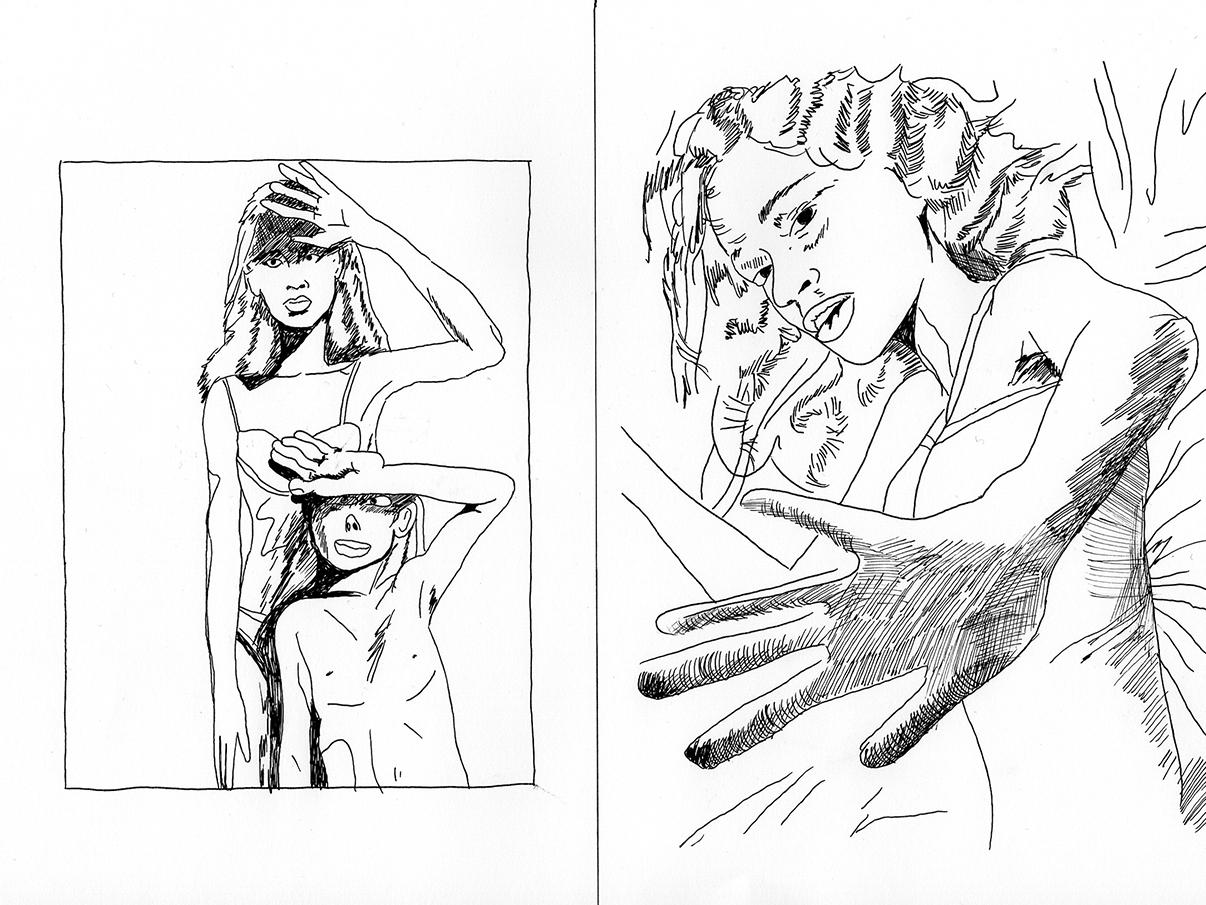 Studiopura glamour magazine concept art  9