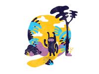 Tropical Hiker