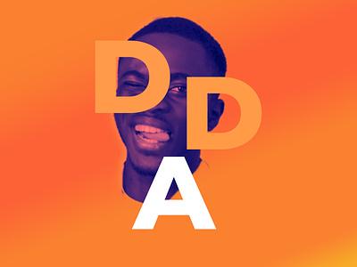 DDA Duotone Design african picture photoshop duotone design