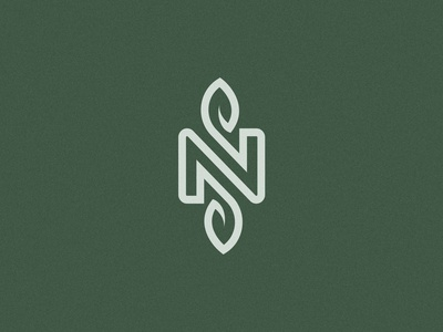 N logo mark for Naturala