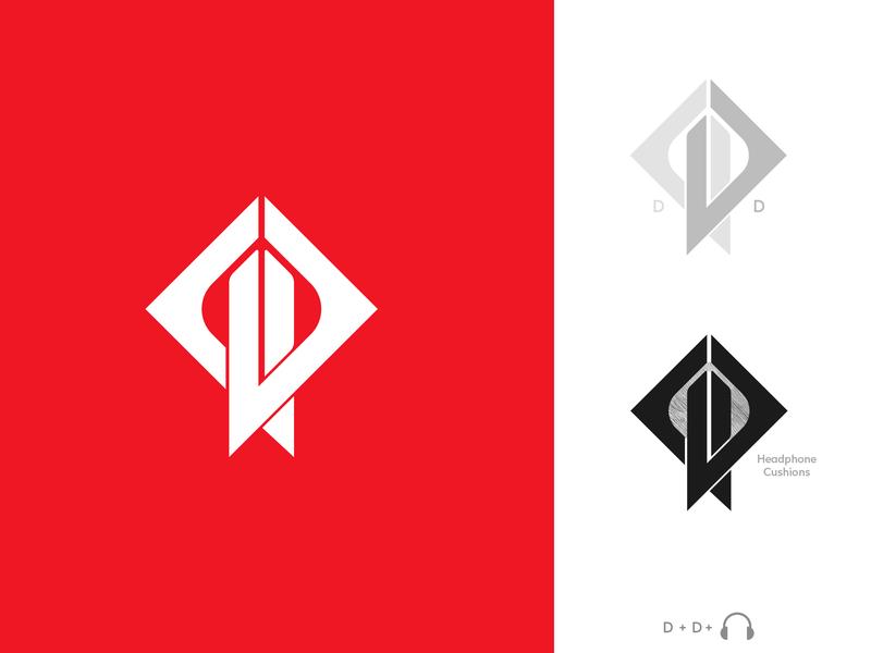DD monogram for Dylan Derai brand identity dd monogram dd monogram letter mark minimalist logo minimalist logodesign logo monogram design branding