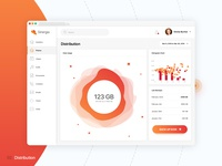 Sinergia | Web App with rich Data Visualisation