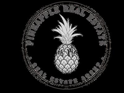 Pineapple Real Estate Logo