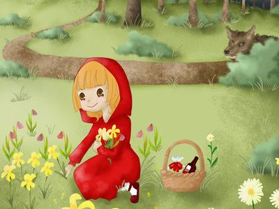 Rotkäppchen  2