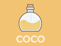 Coco Chanel Illustration